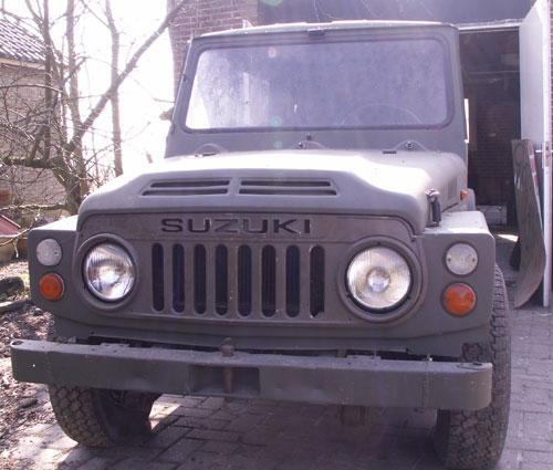 Suzuki Lj80 Lj80 Onderdelen Te Koop Tip Trucks En Veel
