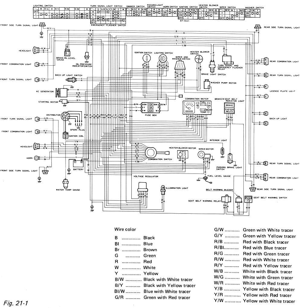 Suzuki Sierra Wiring Diagram from 4x4.torensma.net